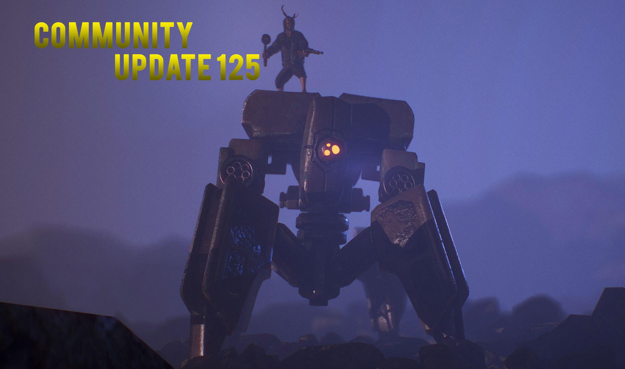 Community Update 125