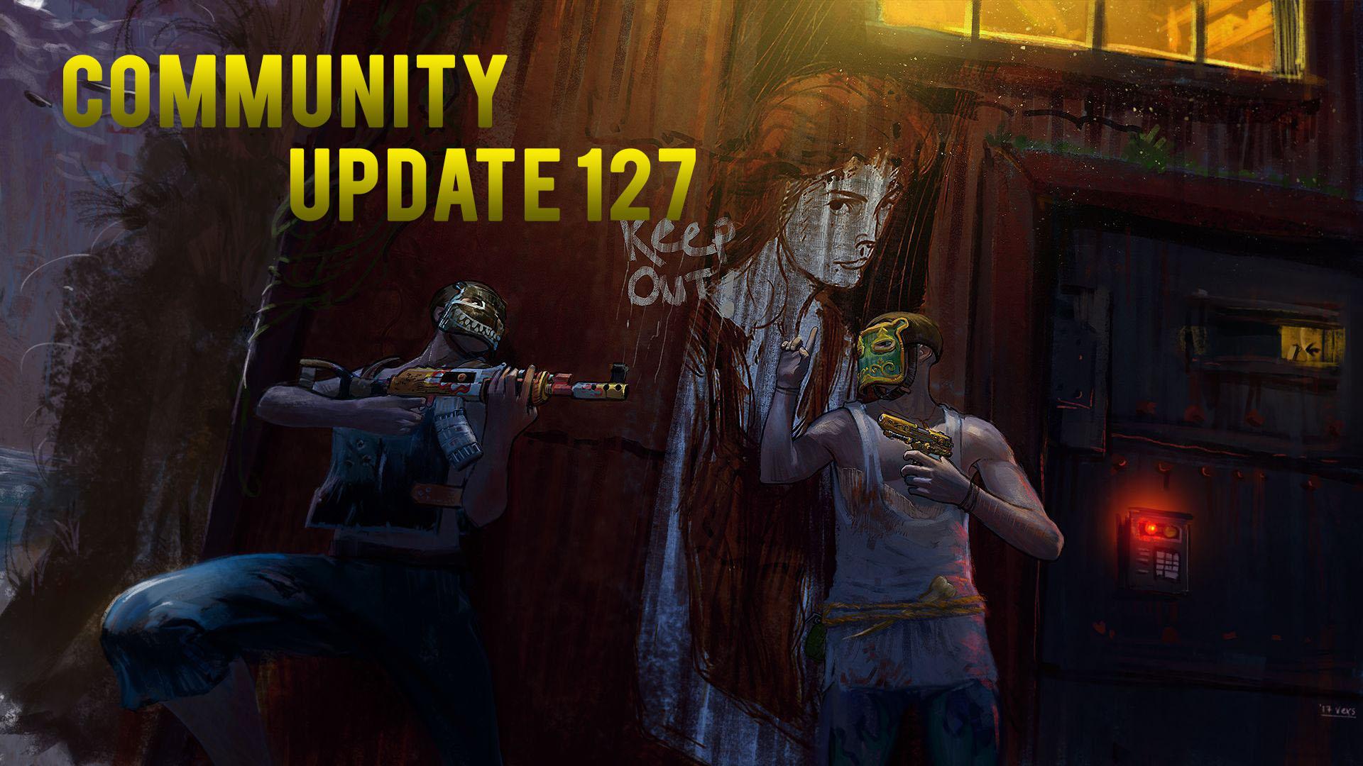 Community Update 127