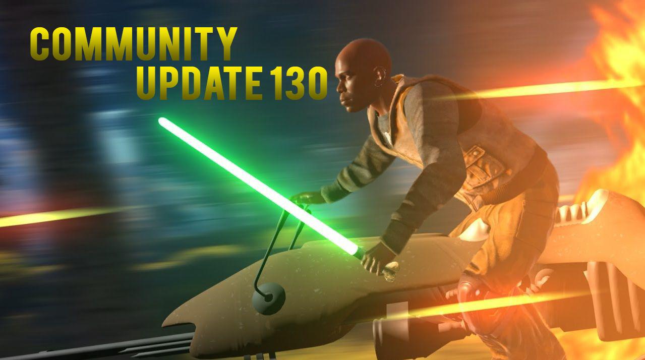Community Update 130