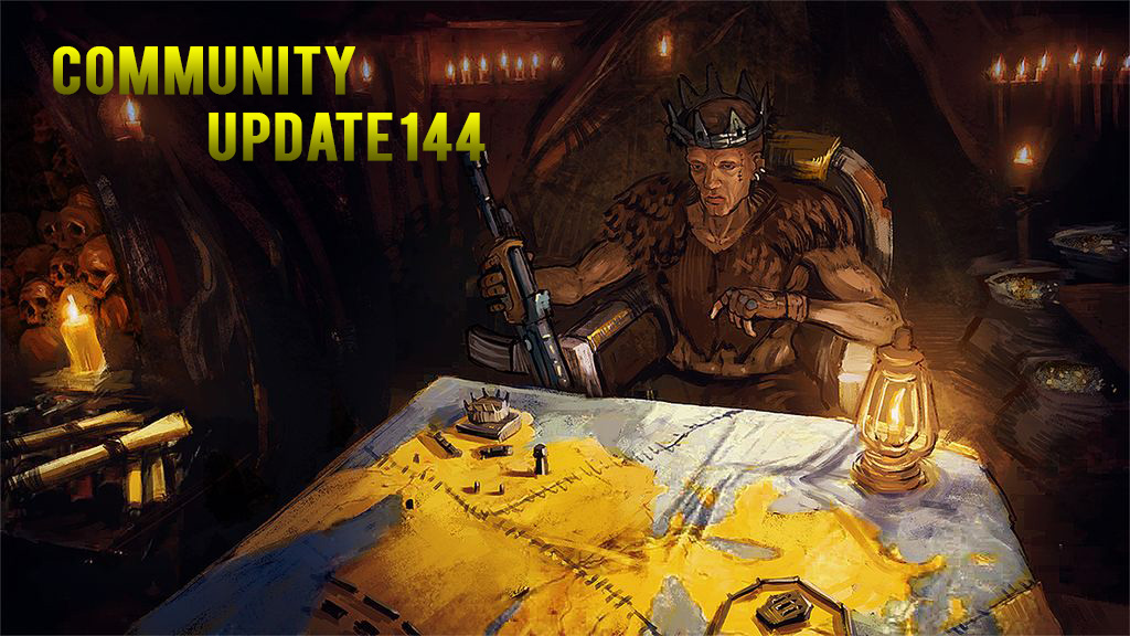 Community Update 144