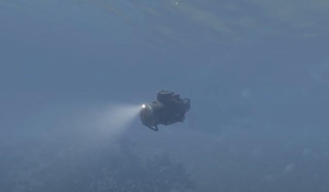 rust подводные лодки