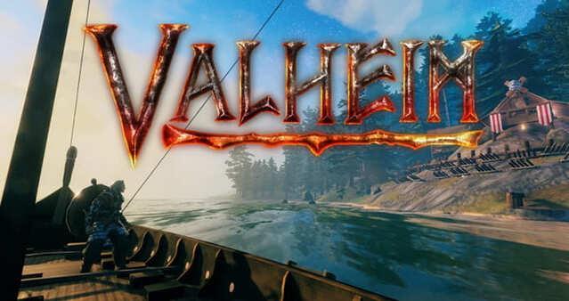 valheim игры как раст